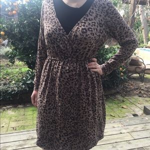 Torrid Cheetah Dress